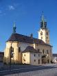 Kostel sv. Jakuba na náměstí T. G. Masaryka
